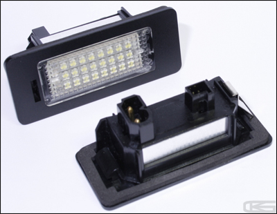 LED kentekenverlichting